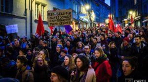 Manifestazione studentesca nazionale @ Berna